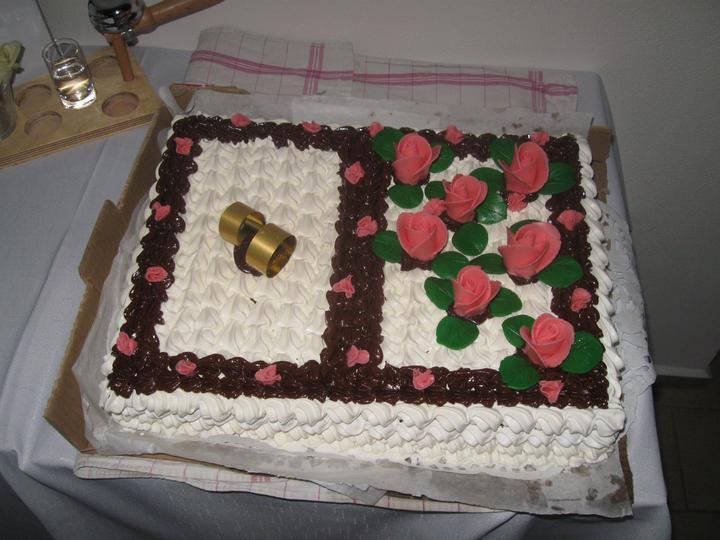 Katka{{_AND_}}Marián - torta od Marošovej krstnej