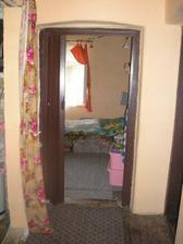 Původní dětský pokoj( budoucí ložnice)
