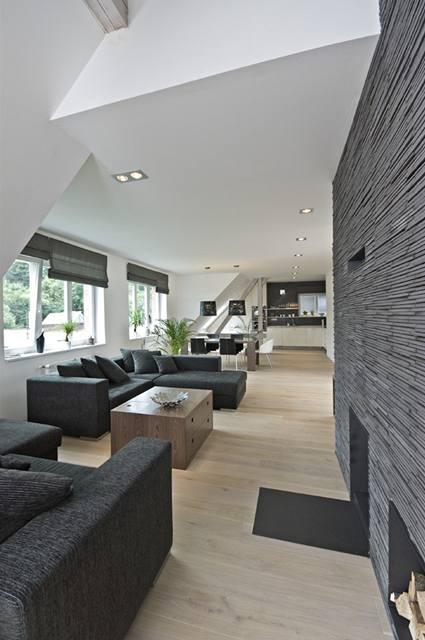 Pre mňa úžasná kombinácia dreva a šedej farby - Obrázok č. 24