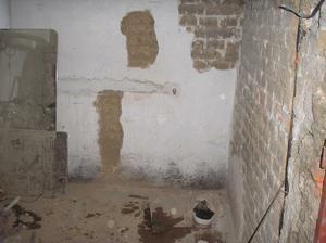 Tady bude wc...