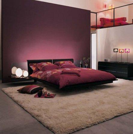 Domeček na venkově inspirace - barva do ložnice-luxusní