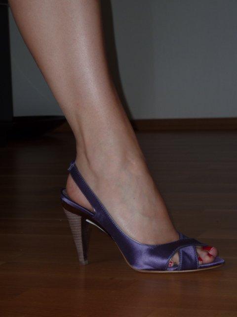 Ifoun - Nový náhodný úlovek - fialové boty, skvělé, podle představ... a hlavně pohodlné :)