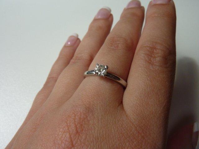 Ifoun - Zásnubní prstýnek :)
