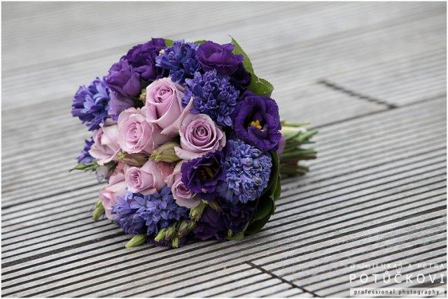 Ivana{{_AND_}}Marek - Svatební květina - prostě dokonalá