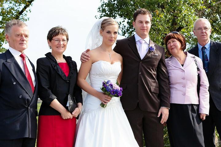 Ivana{{_AND_}}Marek - S rodičema (foto Ivan)