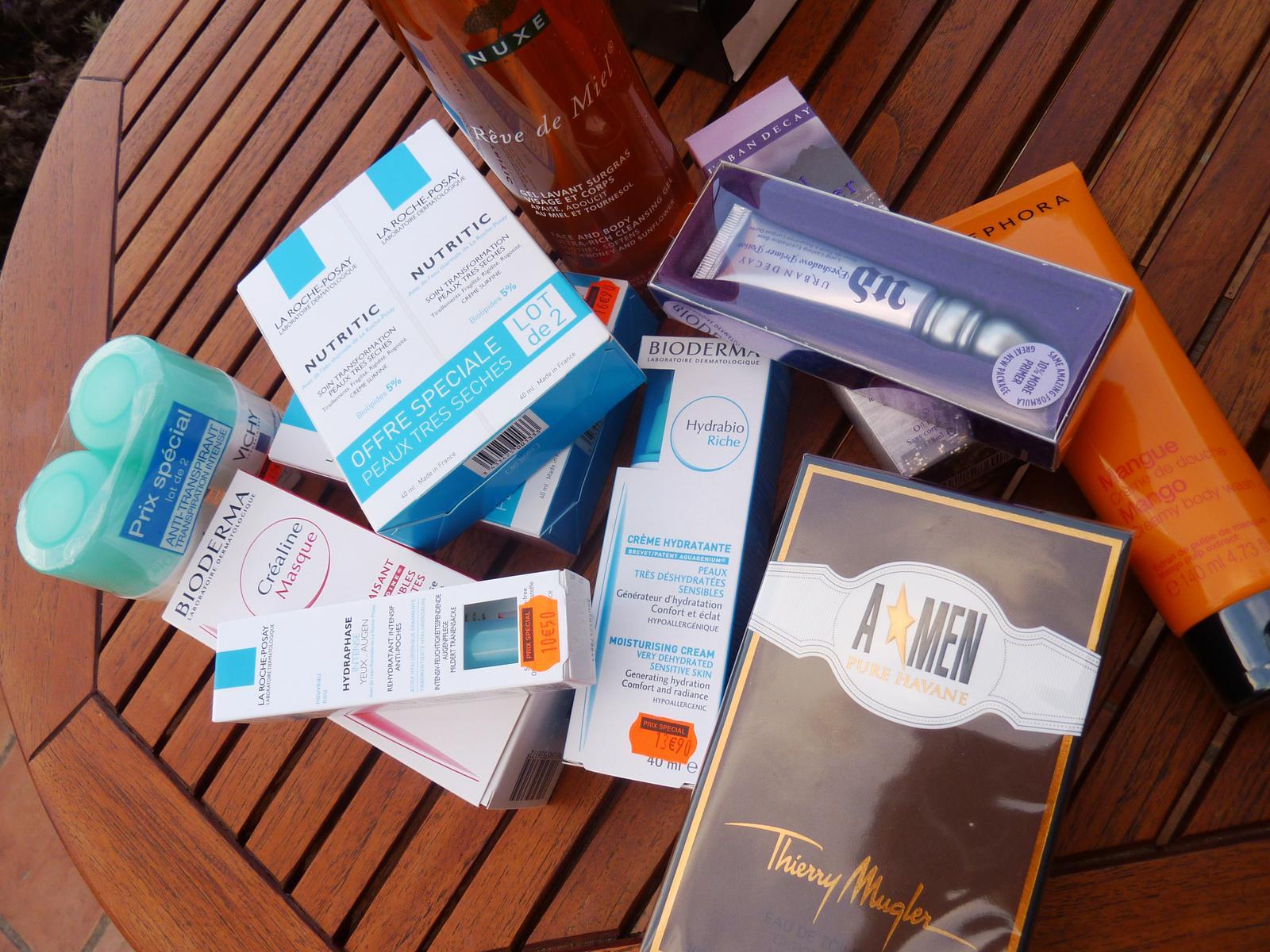 Trošku plením francouzské lékárny... - Obrázok č. 1