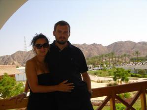 Egypt -Taba,svadobna cesta