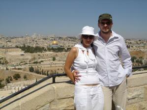 jeruzalem - svadobna cesta