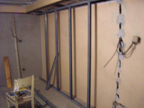 Začínáme s rekonstrukcí.. - budoucí ložnice..
