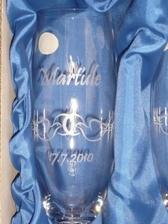 skleničky Marťule