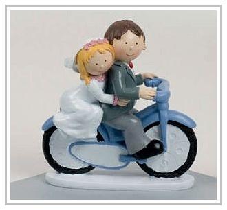 27.8.2011 - inspirace, představy a co už máme - budu si brát zapáleného cyklistu, takže něco takového určo bude