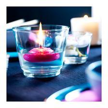 plovoucí svíčky koupeny
