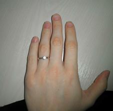 ..na mojí ruce vypadá ještě líp..