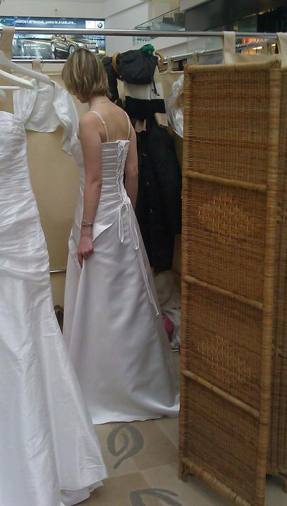 Zkouška šatů - Madora - Obrázek č. 5