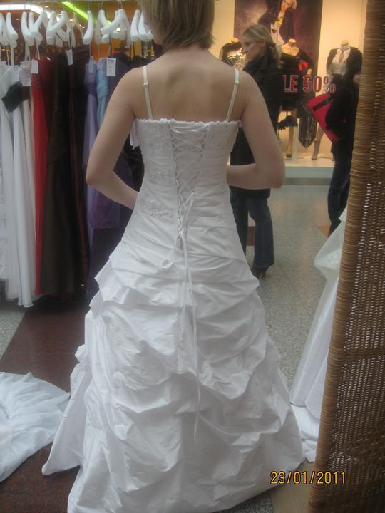 Zkouška šatů - Madora - Obrázek č. 7