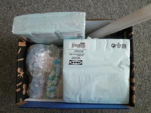 ..takové plné krabice jsou doma už tři..