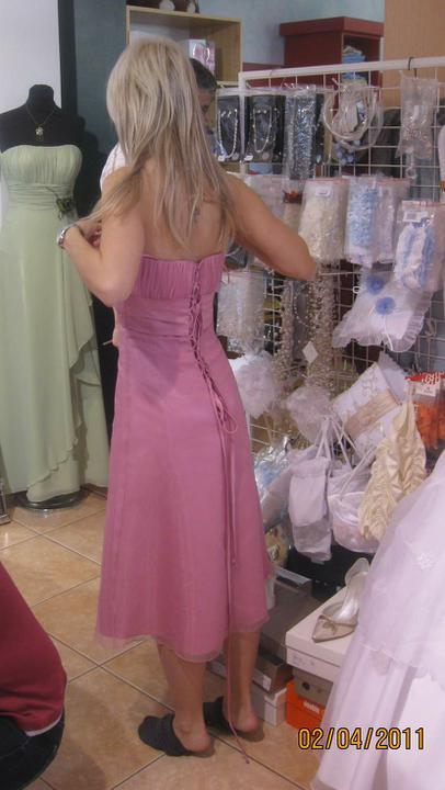 Zkouška šatů - Madora - Obrázek č. 25