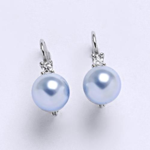 Modro-bílá bižu - Obrázek č. 13
