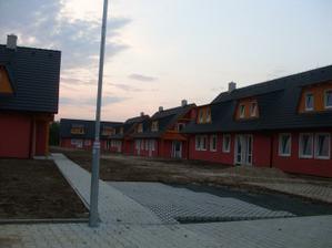 Už hotové domy