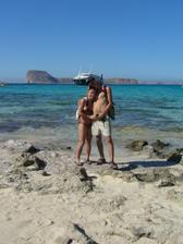 Svadobná cesta - Kréta