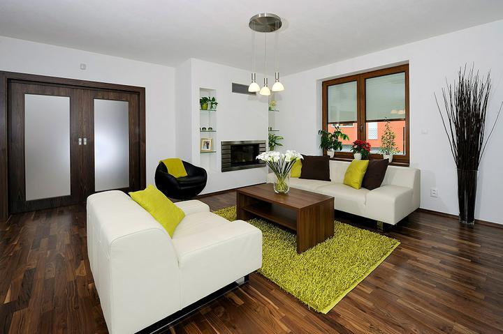 Obývací pokoj s kuchyní a jídelnou - Obrázek č. 36