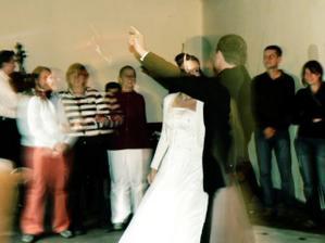 svatebni tanec - skocna, to hoste cuceli