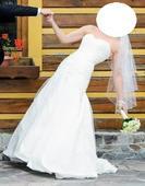 Svadobné šaty Donna Lee, 36