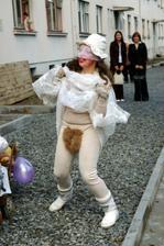 falešná nevěsta neměla chybu!