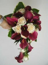 ...tuhle kytičku jsem chtěla nejdřív, v kombinaci ružové a bíle...