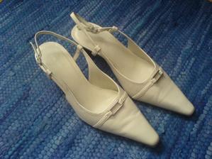 Moje botičky, které vynosím i po svatbě
