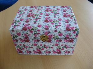 Krásná krabička, co je v ní?