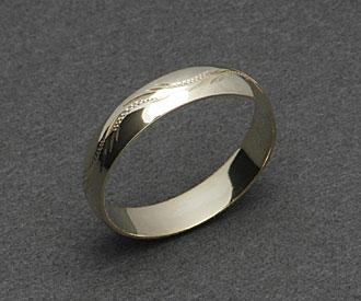 Alča a Rosťa - Náš prstýnek (ještě bude uvnitř jméno)