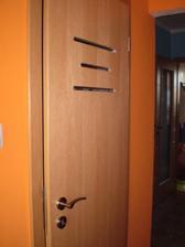 Dveře SAPELI Špajz, WC