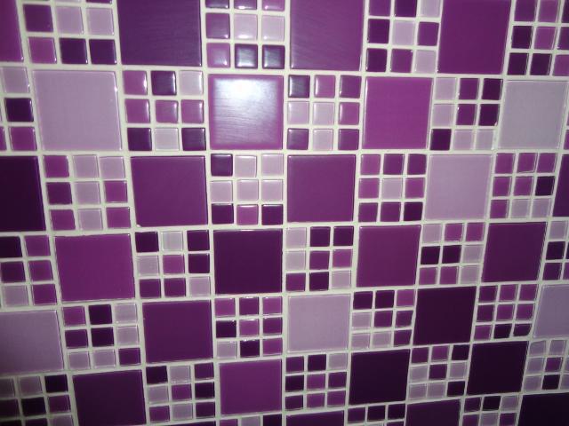 Náš domček - sklenená mozaika, pre mna dokonalaaa :D
