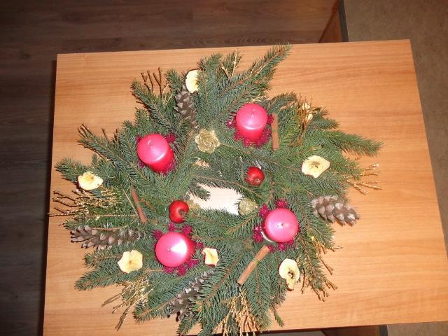 Vianoce u nás... +moje výtvory :) - Obrázok č. 50