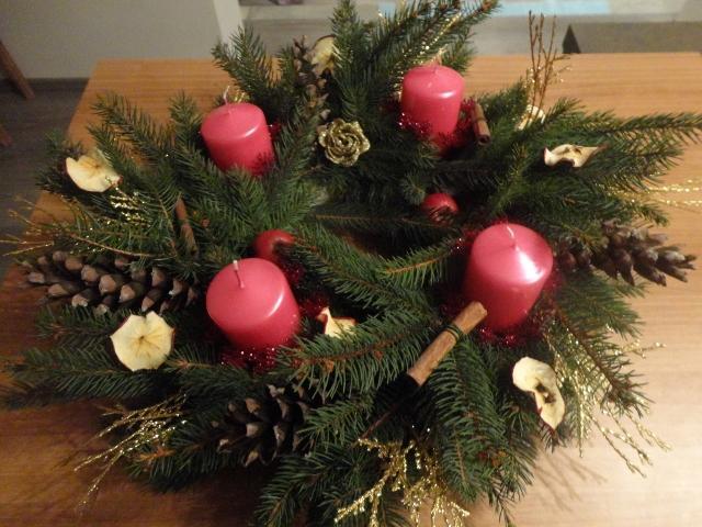 Vianoce u nás... +moje výtvory :) - Obrázok č. 52