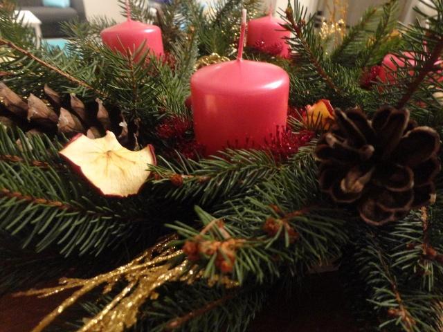 Vianoce u nás... +moje výtvory :) - detail