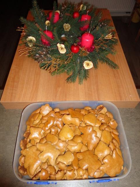 Vianoce u nás... +moje výtvory :) - Obrázok č. 48