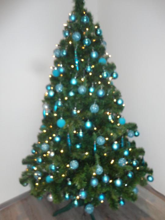 Vianoce u nás... +moje výtvory :) - zatial takto :) ešte pribudnú mašličky
