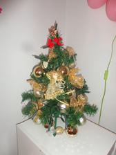 tento stromček som mala ešte ja ako dieťa...teraz prebrala štafetu moja dcerenka :)