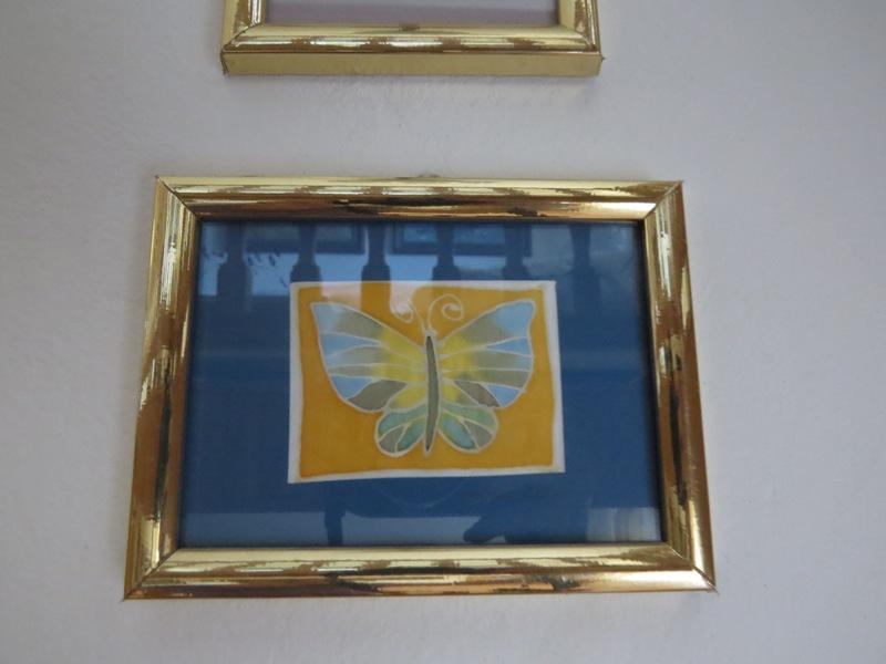 Malované na hodváb - Obrázok č. 3