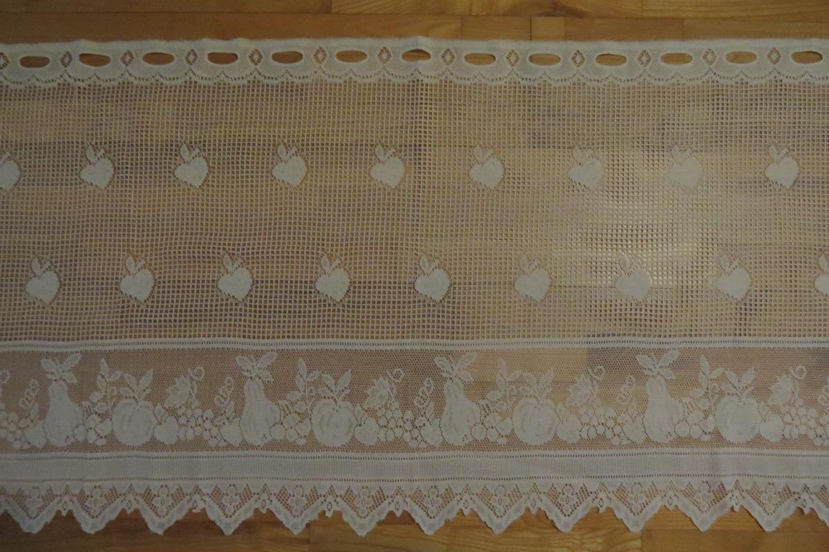 Záclona s ovocím - Obrázok č. 1