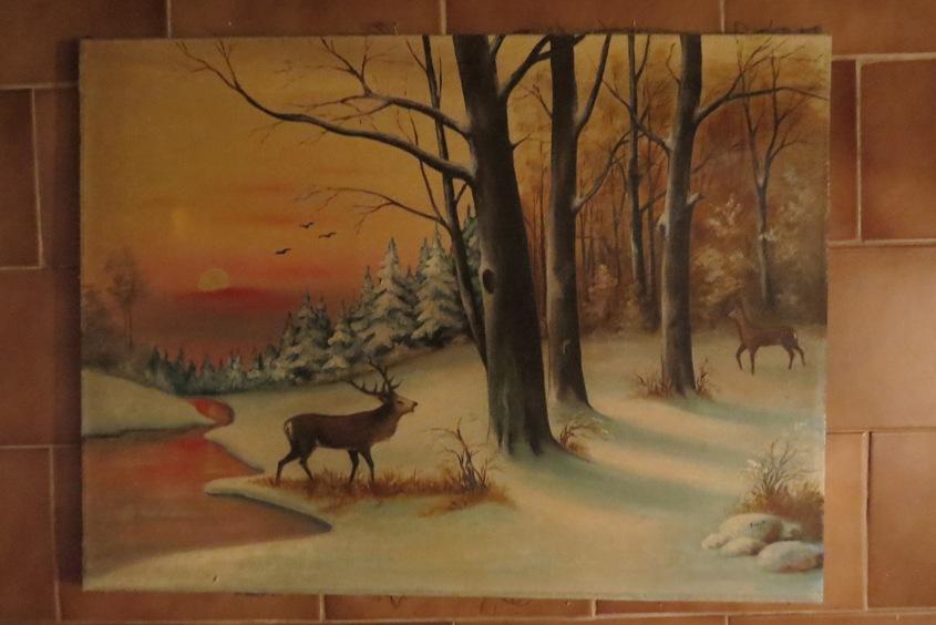 Maľovaný obraz - Obrázok č. 1