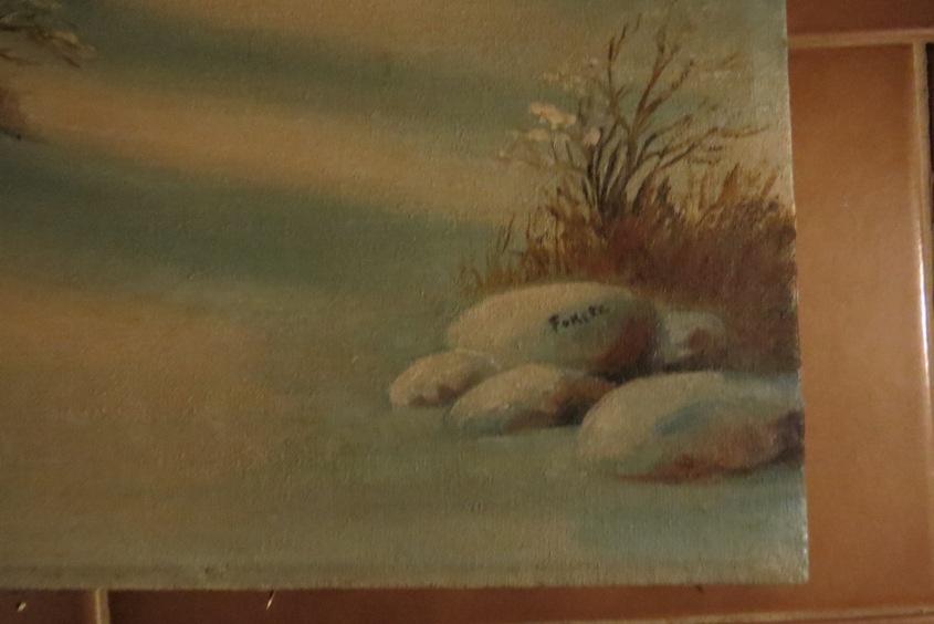 Maľovaný obraz - Obrázok č. 2