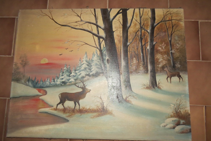 Maľovaný obraz - Obrázok č. 3