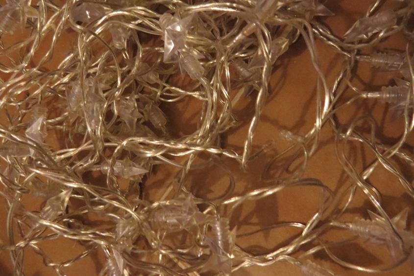 Vianočné sviečky - hviezdičky - Obrázok č. 1