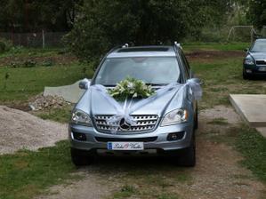 Moje svadobné auto