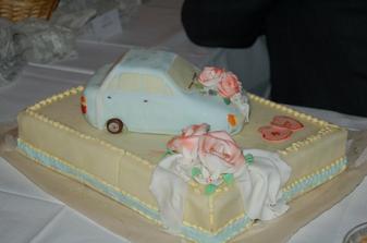 torta pre manžela od kamaráta
