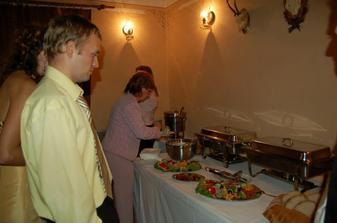 švédske stoly - boli naozaj fantasticke