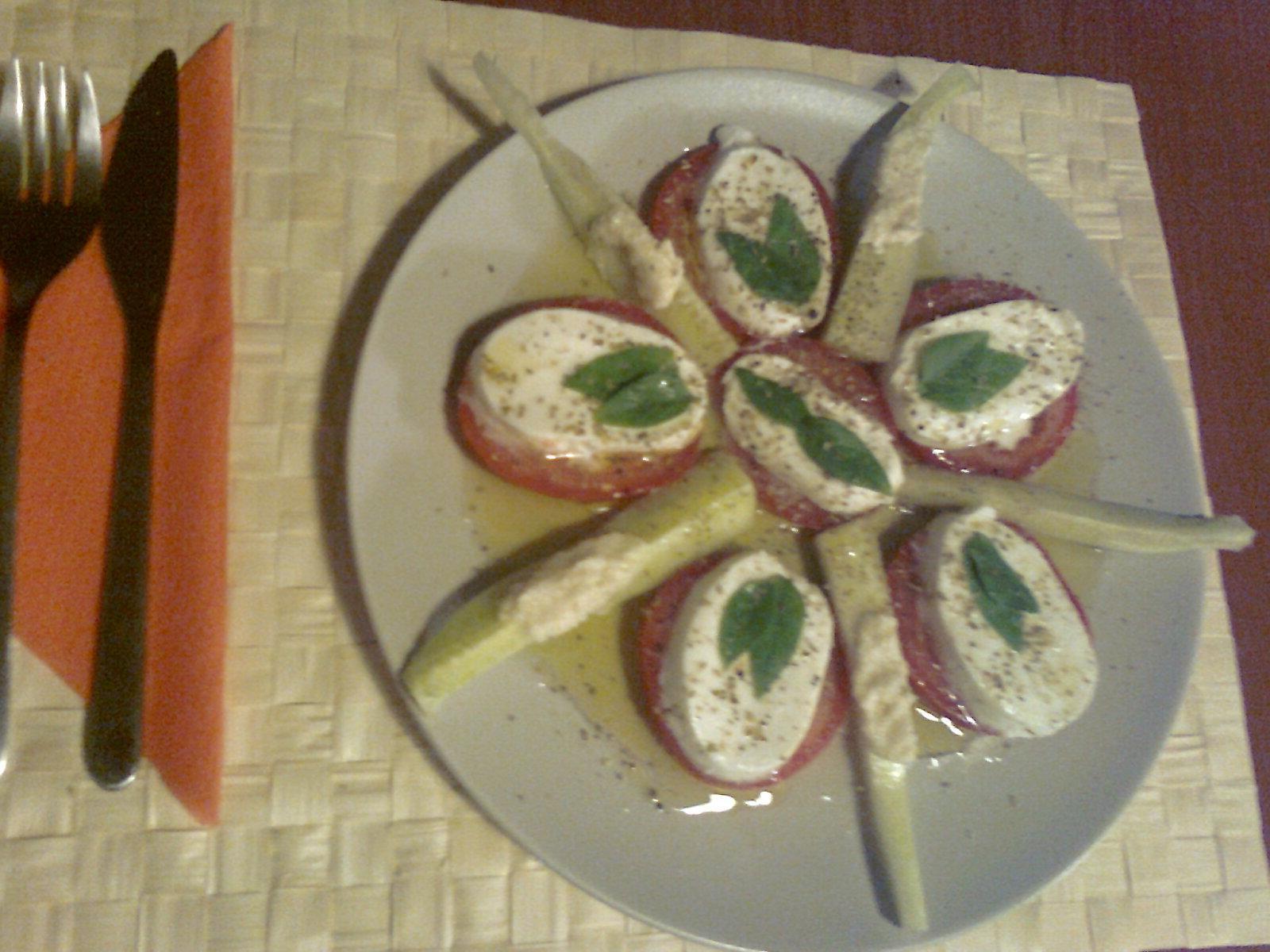 Ranajkova inspiracia : paradajky,... - Obrázok č. 1